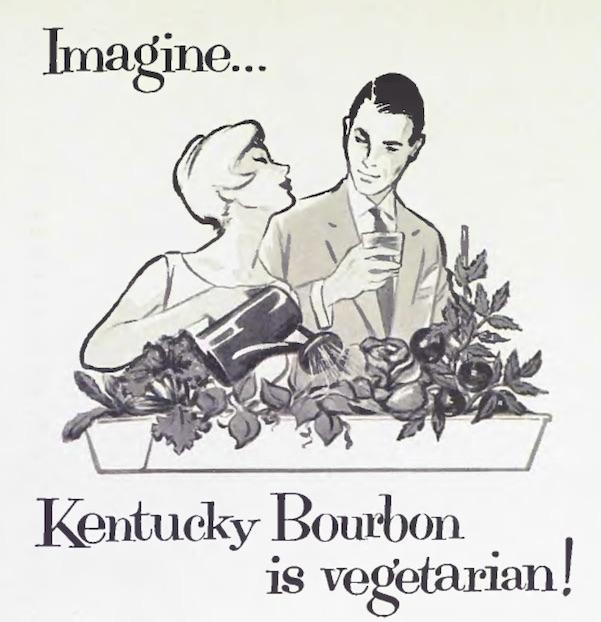 Bourbon Vegetarian 1962